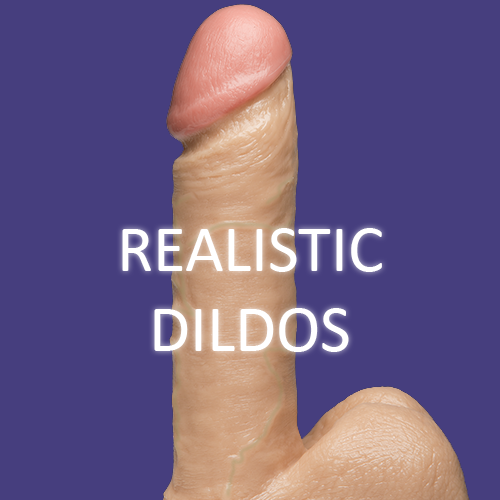Realistic Dildos and Vibes