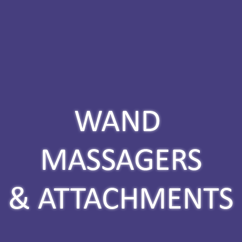 Wand Massagers and Attachments