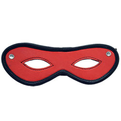 Rouge Garments Open Eye Mask Red